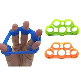 Set 3 dụng cụ luyện tập sức mạnh ngón tay đủ size 3 4 5 kg