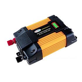 Bộ chuyển đổi điện áp Biến áp Biến tần ô tô 4000w-6000w DC12V sang 220V