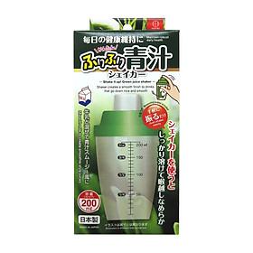 Bình nhựa lắc Cocktail Shaker 200ml - Hàng nội địa Nhật Bản