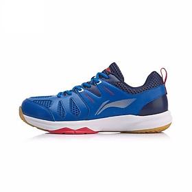 Giày thể thao nam Lining AYTP029-1 mẫu mới dành cho nam màu xanh đủ size - giày cầu lông chuyên dụng