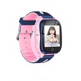 Đồng hồ thông minh định vị trẻ em cao cấp ANNCOE Z6 Pro  nghe gọi nhắn tin hai chiều định vị từ xa chống nước IP67 - Hàng Chính Hãng