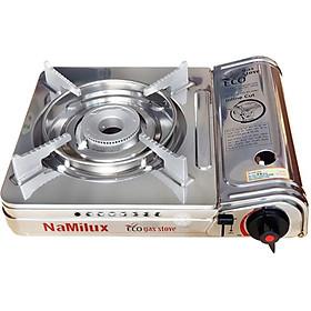 Bếp Ga Mini Inox Namilux PL1911AS Van Inline-Cut Ngắt Ga Trong Chống Cháy Nổ- Hàng Chính Hãng