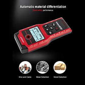 NOYAFA Wall Stud Scanner Stud Finder Digital Multi-Scanner Metal + Wood + AC Wire + All-in-one Multimode Detection