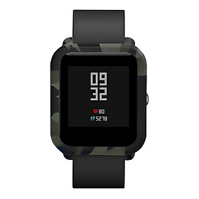 Vỏ Silicon Chống Trầy Chống Sốc Cho Xiaomi Huami Amazfit Bip