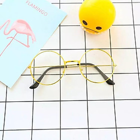 Kính Nobita Tròn Xoe Giả Cận Các Màu KM02
