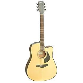 Đàn Guitar Acoustic Rosen Vàng G15 (Gỗ Thịt)