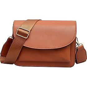 Túi đeo chéo nữ thời trang miệng túi hình bán nguyệt VBA55