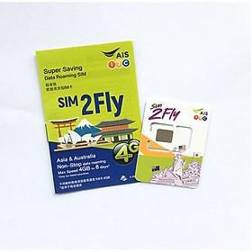 Sim 4G Philippines 8 ngày, 6GB Data tốc độ cao, Không giới hạn Data tốc độ thường