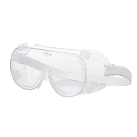 Safety Goggles Protective Glasses Dust-Proof Breathable Laboratory Anti Dust Windproof Anti Fog Clear Lens for Eye