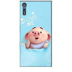 Hình đại diện sản phẩm Ốp lưng dành cho điện thoại SONY XZ Heo Tình Yêu