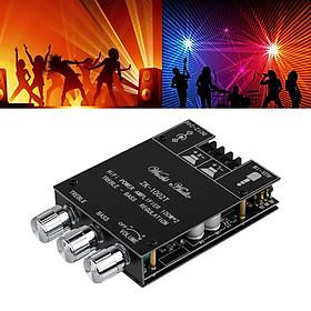 Subwoofer Bluetooth Receiver Audio Amplifier Board 100W+100W Easy Install