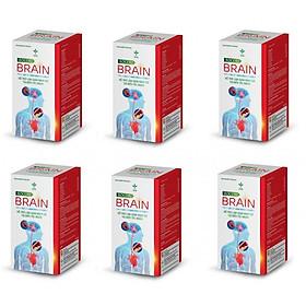 Thực phẩm bảo vệ sức khỏe Liệu trình 3 tháng dùng 6 hộp Rocori Brain