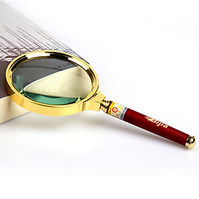 Genuine BIJIA Optical Magnifier Children's Old Man Reading Newspaper Reading Appreciation High-definition HD about 10 times Student's Enlarged Mirror