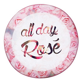 Gối Ôm Tròn All Day Rose GOGI025
