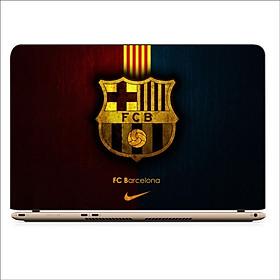 Miếng Dán Skin Decal Dành Cho Laptop - FB Barcelona