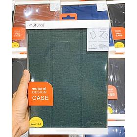 Bao Da ipad 10.2 kèm khay đựng bút chính hãng MUTURAL