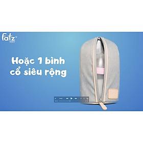Túi Giữ Nhiệt Bình Sữa Fatz Baby-FB2015SL