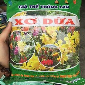 Giá Thể Trồng Phong Lan Xơ Dừa