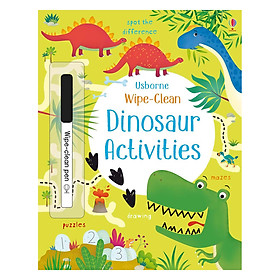 Usborne Dinosaur Activities