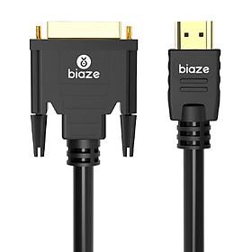 Dây Cáp HDMI Sang DVI BIAZE ZH49