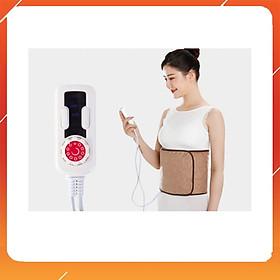 Đai lưng bụng ngải cứu - Đai chườm nóng bằng điện, ruột bằng ngải cứu khô và 12 loại thảo dược khác. Đai ngải cứu dùng được cho toàn bộ cơ thể, hỗ trợ giảm đau do thoát vị đĩa đệm, do làm việc quá sức