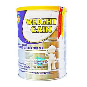 Sữa bột WEIGHT GAIN tăng cân dành cho người gầy công thức mới 900G- Sunbaby SBTW2021