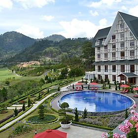 [Ưu đãi tháng 6] Swiss Bel Resort 4* Đà Lạt - Bữa Sáng, Xe Đưa Đón, Nhiều Ưu Đãi