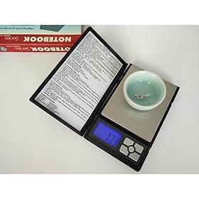 Cân tiểu ly điện tử Notebook ( Tặng kèm 03 móc treo đồ dán tường nhà bếp ngẫu nhiên)