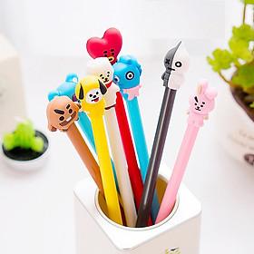Bút RJ BT21 BTS bút chì và bút bi