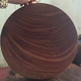 thớt gỗ nghiến 31cm dày 4,5-5cm loại đẹp