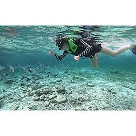 Tour Đảo VIP Nha Trang Trọn Gói Snorkeling & Câu Cá & Ăn Trưa Hải Sản BBQ Có Xe Đưa Đón Tại Khách Sạn Và Hướng Dẫn Viên Suốt Tuyến