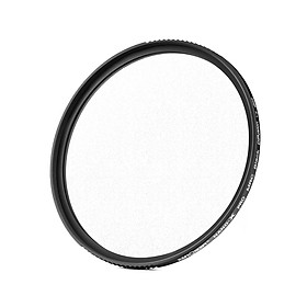 K&F CONCEPT Soft Focus Filter Diffusion Filter Lens Black Mist 1/8 with Waterproof Scratch-resistant for Camera Lens