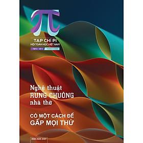Tạp Chí Pi - Tập 3, Số 4 (Tháng 4/2019)