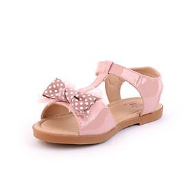 Sandals bé gái Crown Space Crown UK Princess sandals CRUK7016 - Màu hồng