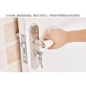 Bọc tay nắm chống và đập cửa chống trơn trượt – Bọc tay cầm cửa chống đập tường