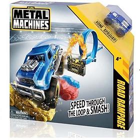Bộ đồ chơi đường đua tử thần Zuru Metal Machines