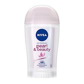 Sáp Ngăn Mùi NIVEA Pearl & Beauty Ngọc Trai Quyến Rũ (40ml) - 83736