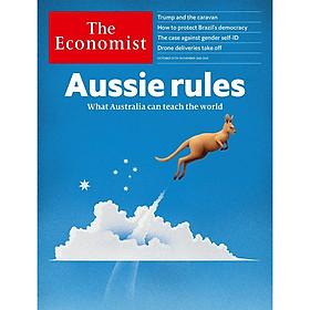 [Download Sách] The Economist: Aussie Rules - 43