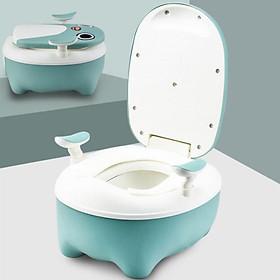 Bô vệ sinh siêu thông minh cho bé-Hàng Chính Hãng