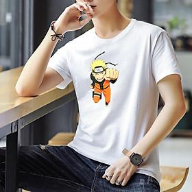 Áo Thun Nam Cực Hot - Chất Cotton - Dáng Body Thời Trang Hàn Quốc Giá Rẻ Cực Đẹp Kiểu Dáng Năng Động Cá Tính Siêu Hot Phù Hợp Đi Làm, Đi Chơi ANM-138 Naruto