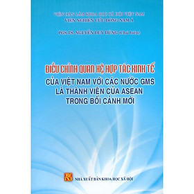 Điều Chỉnh Quan Hệ Hợp Tác Kinh Tế Của Việt Nam Với Các Nước GMS Là Thành Viên Của Asean Trong Bối Cảnh Mới