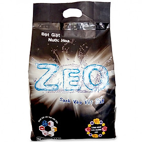 Bột giặt ZeO nước hoa (4.5Kg)