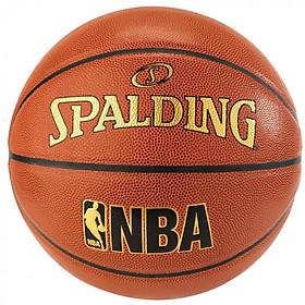 Bóng rổ JR NBA (74-946Z)- indoor/ Outdoor- size 7 (Tặng kim bơm bóng và túi lưới đựng bóng)