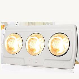 Đèn sưởi nhà tắm 3 bóng vàng MST-03