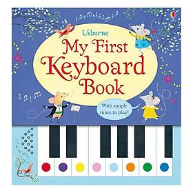 Usborne My First Keyboard Book