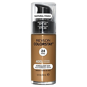 Revlon ColorStay Makeup with Time Release Technology for Normal/Dry Caramel
