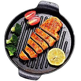 Chảo nướng BBQ gang chống dính