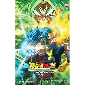 SÁCH – Combo Dragon Ball Super – Broly – Người Saiya cuồng nộ