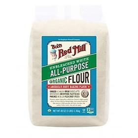 Bột mỳ đa dụng hữu cơ Bob's Red Mill organic all-purpose flour