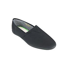 Giày Vải Nam Mido's 511-9M-BLACK - Đen